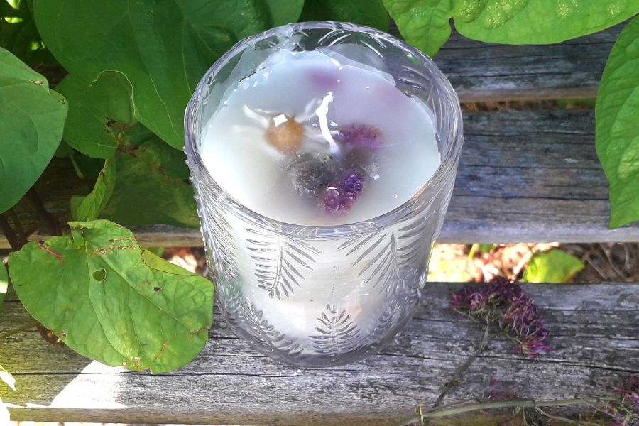 handmade-wild-flower-candle-orchards-near-me