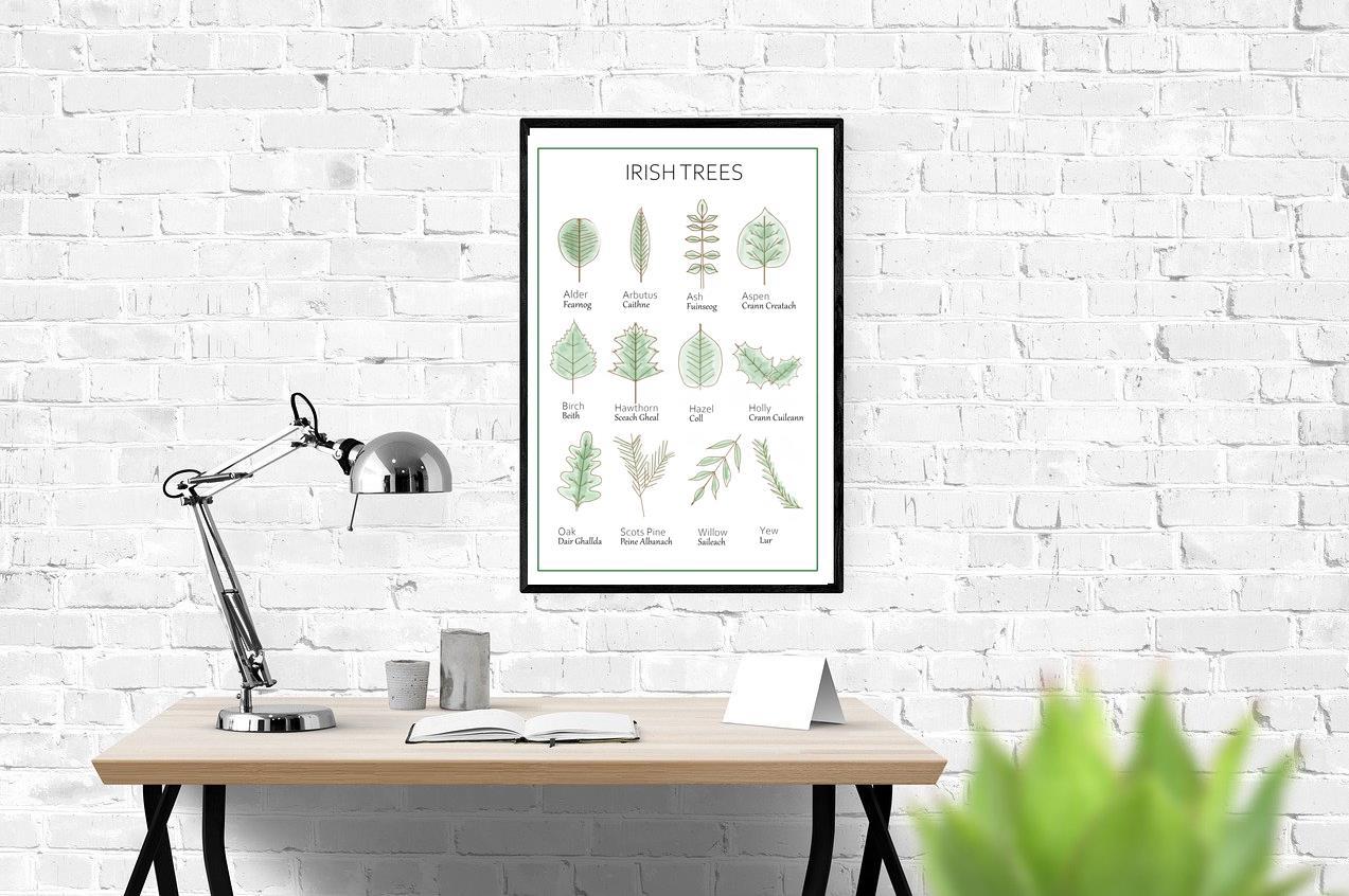 irish-trees-green-watercolor-poster-office-min
